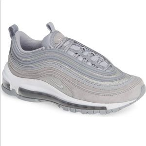 Nike Shoes - Nike Air Max 97 Silver Sneakers